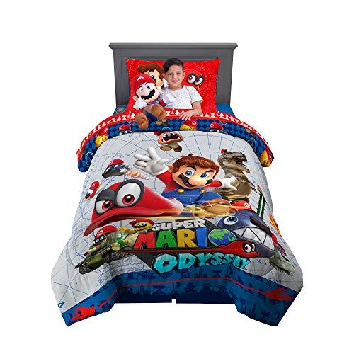super mario baby bedding - 3