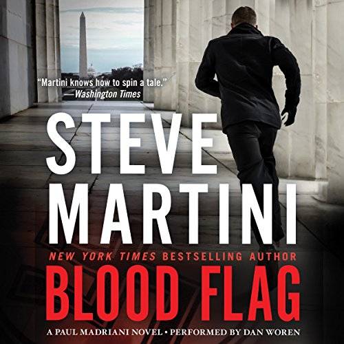 Blood Flag audiobook cover art