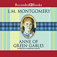 Anne of Green Gables audio book