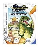 Ravensburger - Livre d'aventure interactif tiptoi - Destination savoir Les dinosaures - Jeux électroniques éducatifs sans écran et en français - A partir de 7 ans - 00599