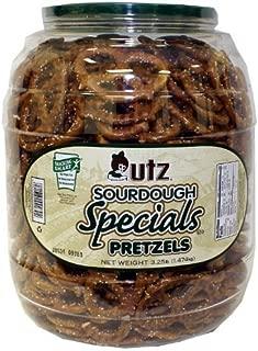 Utz Sourdough Special Pretzel Canister