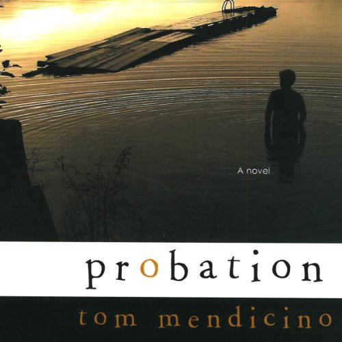 Probation audiobook cover art