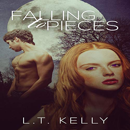 Falling to Pieces: A Vampire Shifter Suspenseful Romance Audiobook By L. T. Kelly cover art