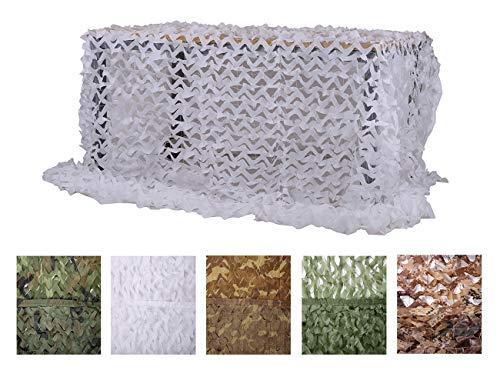 Chiglia Tarnnetz Camouflage Netz 2x3m Weiß