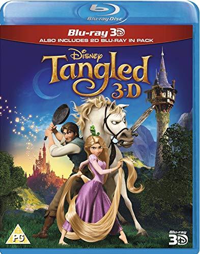 Tangled [3D Blu-ray + Blu-ray]