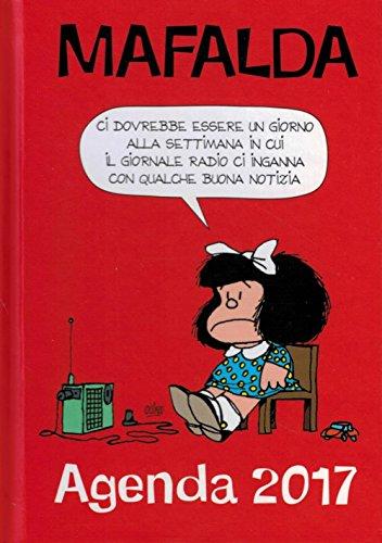Agende: Mafalda - Agenda 2017