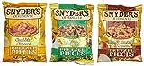 Snyder's of Hanover Pretzel Snack 3er Set -