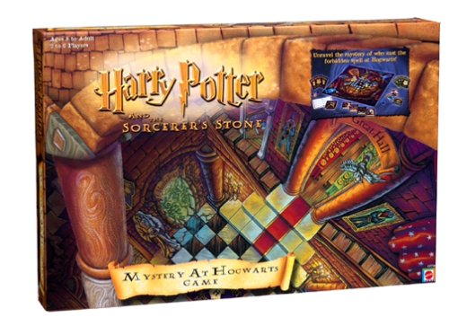 Harry Potter Mystery At Hogwarts Game by Mattel