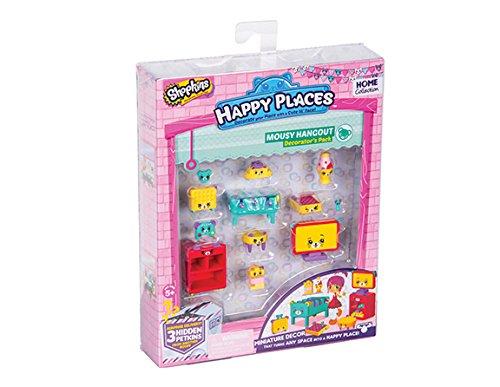 Happy Places Shopkins Mousy Hangout Decorator P