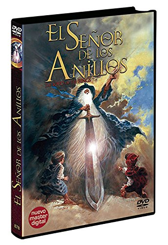 El señor de los anillos 1978 DVD