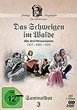 Das Schweigen im Walde (1937, 1955, 1976) - Die Ganghofer Verfilmungen - Sammelbox 3 (Filmjuwelen) [3 DVDs]