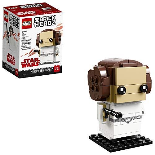 LEGO 6225350 Brickheadz Princess Leia Organa 41628 Building...