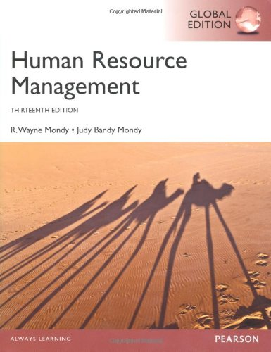 Image OfHuman Resource Management, Global Edition