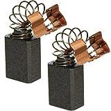 Balais de charbon pour marteau perforateur Makita HR2440 / HR 2440