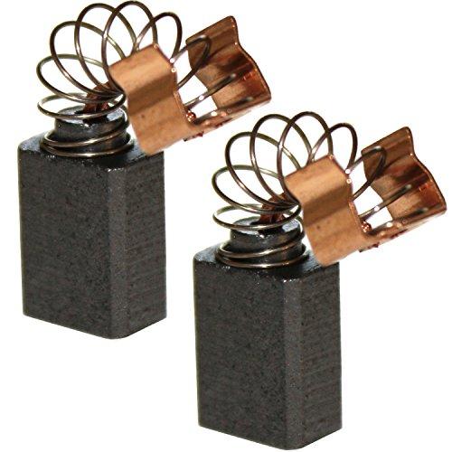 Kohlebürsten Motorkohlen Kohlen für Makita Bohrmaschine Schlagbohrmaschine HP1641 / HP 1641