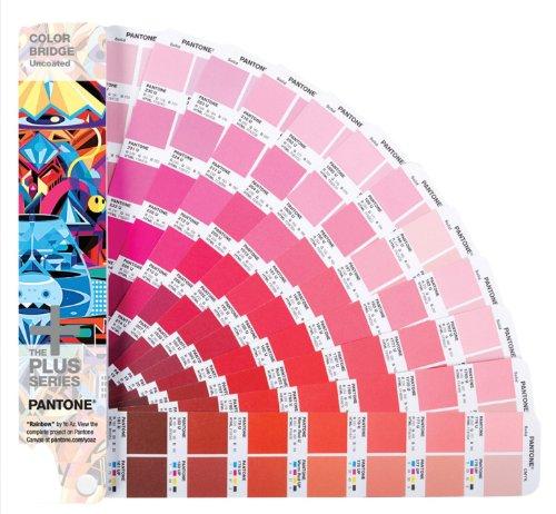 Pantone Color Bridge auf ungestrichenem Papier, GG5104