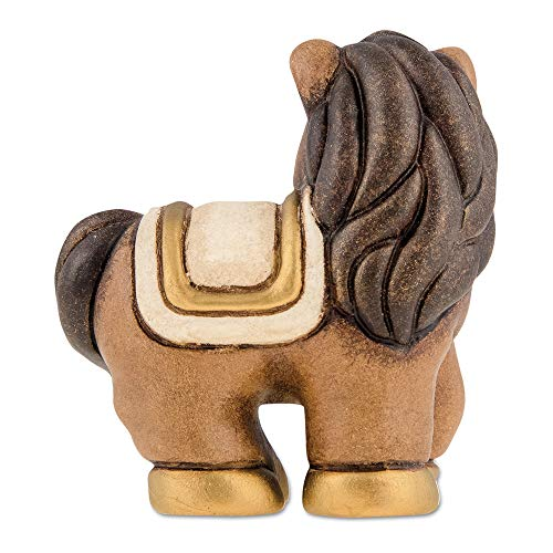 THUN Cavallo Presepe Classico, Ceramica, Variopinto, Unico