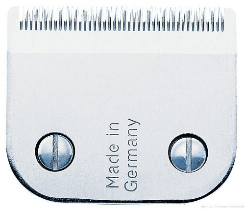 Moser - Inserto per tosatrice Max 45+ in acciaio inox classe 45, 1/20 mm Adatto ai seguenti modelli: Moser 1245, 1225, 1221, 1247, 1249