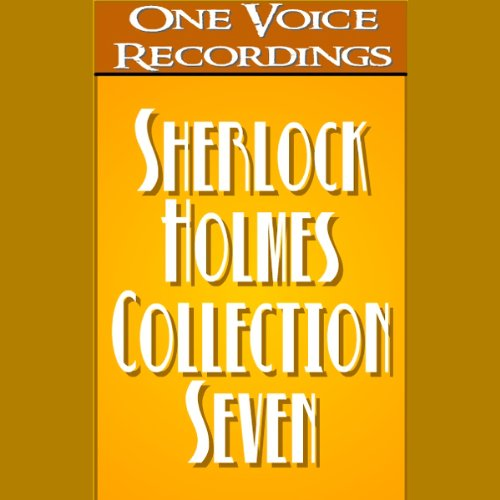 The Sherlock Holmes Collection VII cover art