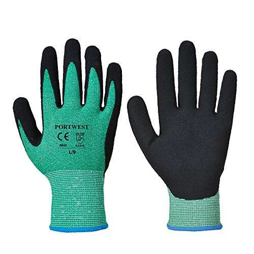 PW Schnittschutz-Handschuhe Schutzklasse 5 in S/M/L/XL - die höchste derzeit erhältliches Schutzklasse (9 = L)