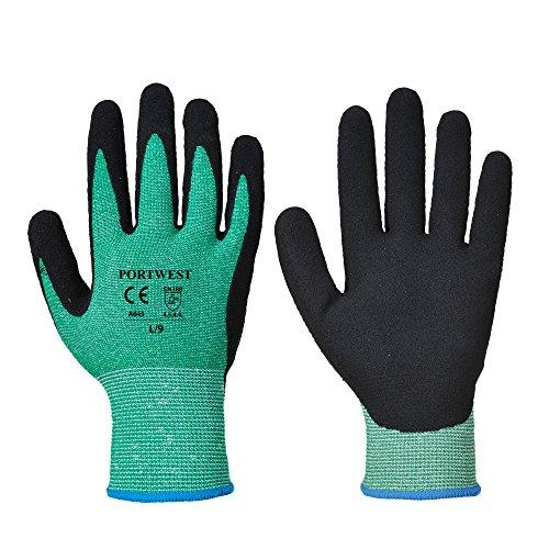 PW Schnittschutz-Handschuhe Schutzklasse 5 in S/M/L/XL - die höchste derzeit erhältliches Schutzklasse (8 = M)