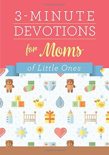 3 Minute Devotions for Moms of Little Ones product image