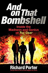 Cover of And on That Bombshell by Richard Porter