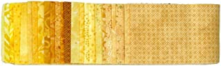Wilmington Prints Essential Gems Sunny Side Up 2.5in Strips