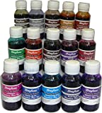 Fountain Pen Inks Review and Comparison