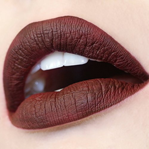COLOURPOP - ULTRA MATTE LIP CREAM LIPSTICK - LAX - VAMPY RED BLACK by Colourpop