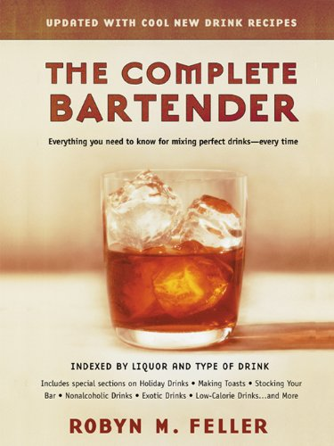The Complete Bartender (Updated) (English Edition)