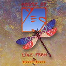 Live at the House of Blue By Yes (2008-07-07)