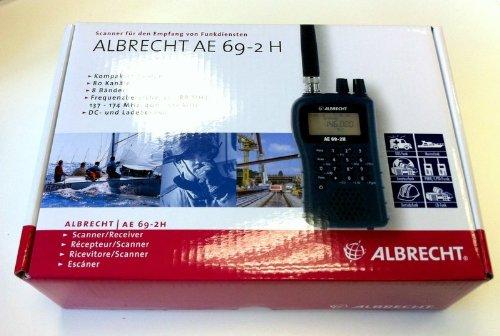 Alan Electronics Albrecht AE 69-2H