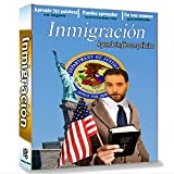 INMIGRACIÓN - DVD de Ingles con peliculas para televisión, computadora, telefono o tableta