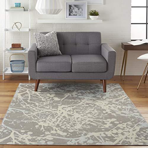 Marca de Amazon - Movian Timok, alfombra rectangular, 182,9 de largo x 121,9 cm de ancho (diseño geométrico)