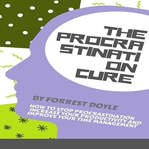 『The Procrastination Cure』のカバーアート