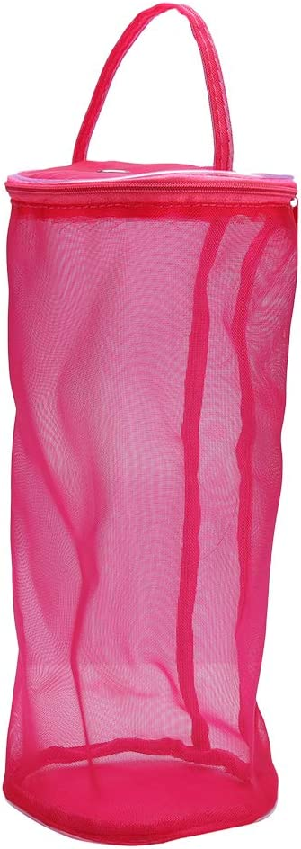 Hilitand Mesh Bag Lightweight Washington Mall Portable Knitting Oakland Mall Wool Yarn Cr
