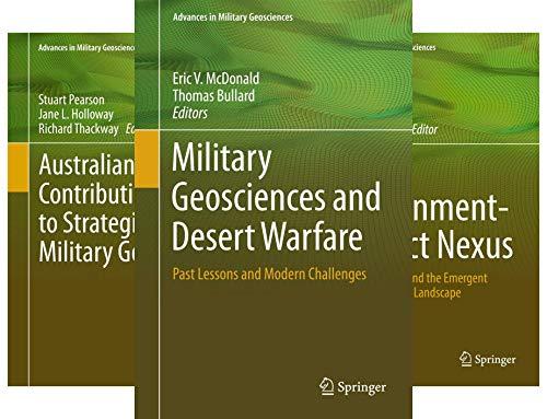 Advances in Military Geosciences (6 Book Series)