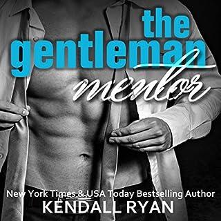 The Gentleman Mentor audiobook cover art