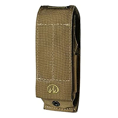 LEATHERMAN, MOLLE Compatible X-Large Nylon Sheath for Multitools, Fits MUT, Surge, and Super Tool 300, Brown