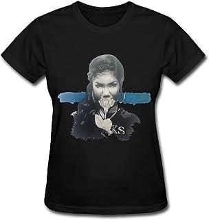 Vansty Jhene Aiko 100% Cotton T Shirt for Women