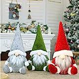 Leipple Weihnachtswichtel, Plüsch-Dekorationen –