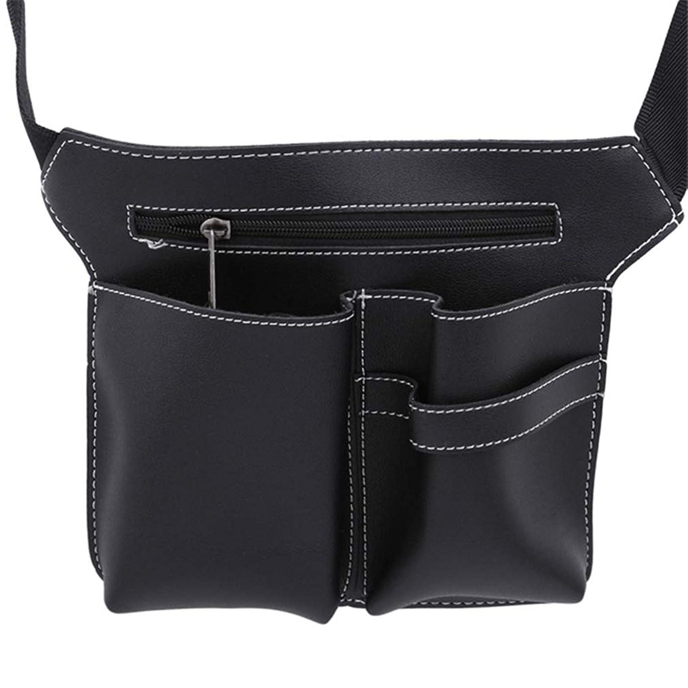 踏みつけレビュー原理MARUIKAO メイクブラシケース ウエストポーチ 収納バッグ はさみ オーガナイザー ホルダー 化粧ツール 便利グッズ ベルト 美容師 美容用品 保管ポケット