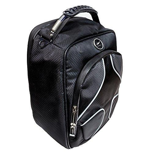 MYGOFLIGHT PLC Lite iPad and Laptop Water Resistant Ballistic Nylon Aviation Flight and Travel Bag