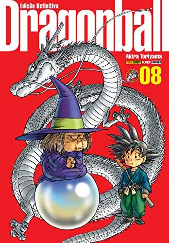 Dragon Ball Edição Definitiva Vol. 8