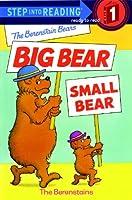 Big Bear, Small Bear (Step into Reading. Step 1.)
