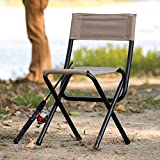 Coleman Folding Camp Chair | Woodsman II Portable Outdoor Chair, 17' x 17.5'