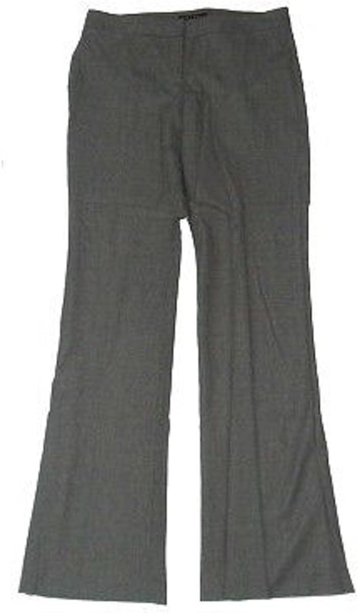 Theory Dress Pants Wool Yadie Knowledge 10 Charcoal Grey