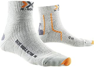 X-Socks, Double Invent Low Calcetines para Senderismo, Hombre