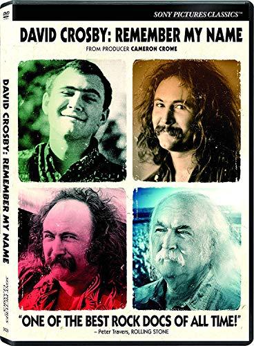 Dvd - David Crosby: Remember My Name [Edizione: Stati Uniti] (1 DVD)